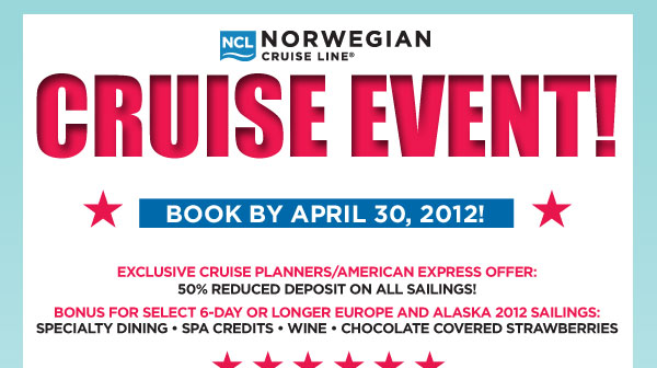 NCL Cruise Event