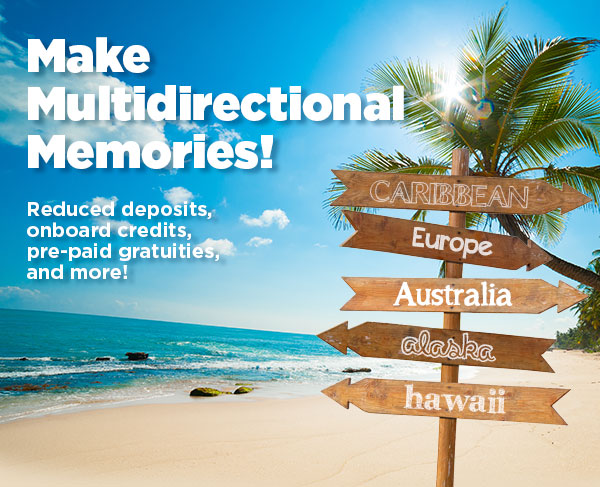 Make Multidirectional Memories!
