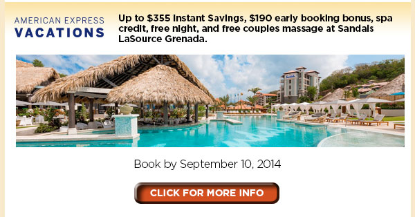 American Express Vacations